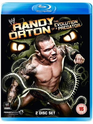 WWE - Randy Orton - The Evolution Of A Predator (2x Blu-Ray)