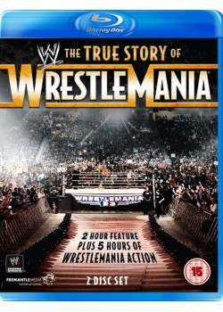 WWE - The True Story Of Wrestlemania (2x Blu-Ray)