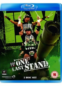 WWE - DX D Generation X - One Last Stand (2x Blu-Ray)