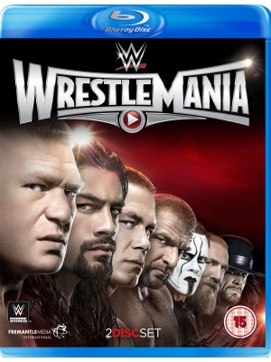 WWE - Wrestlemania 31 (2x Blu-Ray)