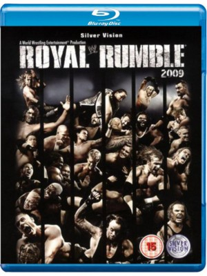 WWE - Royal Rumble 2009 (Blu-Ray)