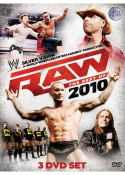 WWE - The Best Of RAW 2010 (3x DVD)