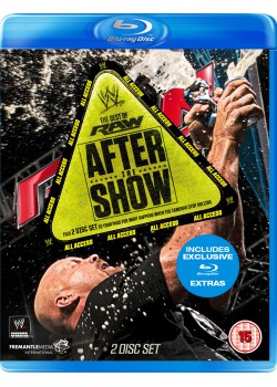 WWE - The Best Of RAW After The Show (2x Blu-Ray)