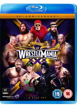 WWE - Wrestlemania 30 (2x Blu-Ray)