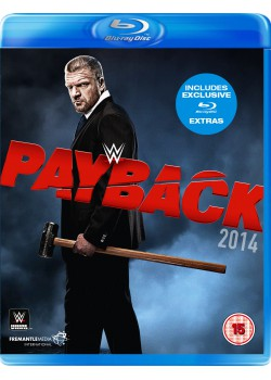 WWE - Payback 2014 (Blu-Ray)