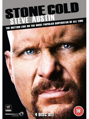 WWE - Stone Cold Steve Austin - The Bottom Line On The Most Popular Superstar Of All Time (4x DVD)