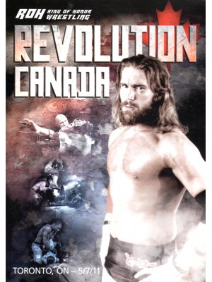 ROH (Ring Of Honor) - Revolution Canada 2011 (DVD)