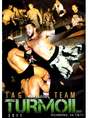 ROH (Ring Of Honor) - Tag Team Turmoil 2011 (DVD)