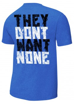 WWE - AJ Styles - If It's Not P1 They Don't Want None (Authentic T-Shirt)