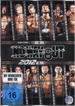 WWE - No Way Out 2012 (DVD)