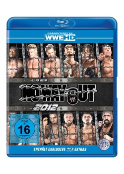 WWE - No Way Out 2012 (Blu-Ray)