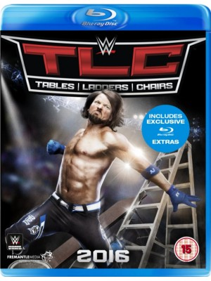 WWE -  TLC Tables Ladders Chairs 2016 (Blu-Ray)