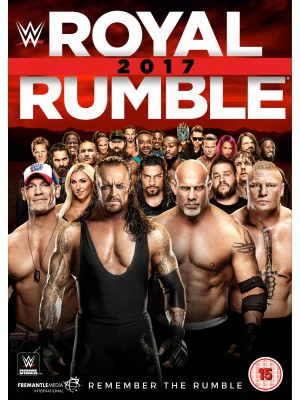 WWE - Royal Rumble 2017 (DVD)