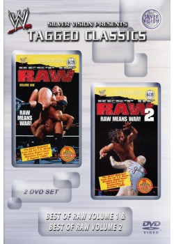 WWE - The Best Of RAW Volumes 1 & 2 (2x DVD)