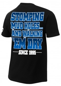 WWE - Stone Cold Steve Austin - Stomping Mudholes (Authentic T-Shirt)