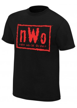 WWE - NWO New World Order - Wolfpac (Authentic T-Shirt)