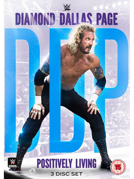 WWE - Diamond Dallas Page - DDP Positively Living WCW (3x DVD)