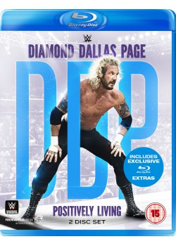 WWE - Diamond Dallas Page - DDP Positively Living WCW (2x Blu-Ray)