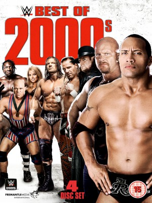 WWE - The Best Of 2000s (4x DVD)