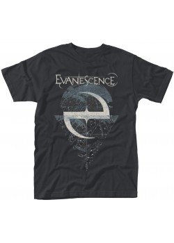 Evanescence - Space Map Lost Whispers (T-Shirt)