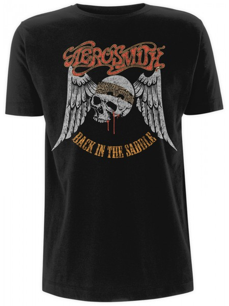 Aerosmith - Back In The Saddle (T-Shirt)