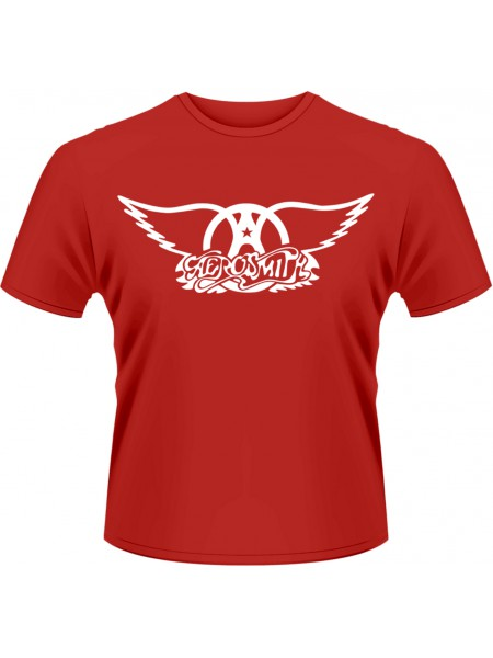 Aerosmith - Classic Band Logo (T-Shirt)
