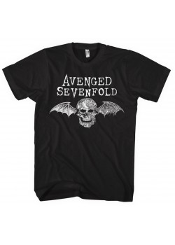 Avenged Sevenfold - Death Bat Logo (T-Shirt)