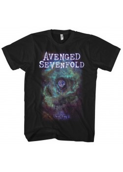 Avenged Sevenfold - The Stage Space Face (T-Shirt)