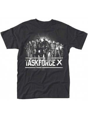 Suicide Squad - Task Force X (T-Shirt)