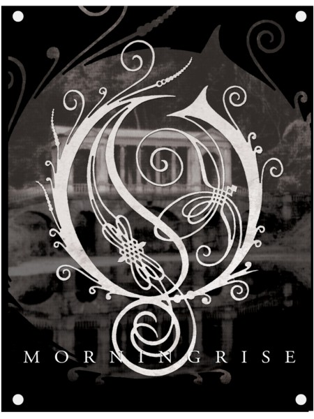 Opeth - Morningrise (Printed Flag)