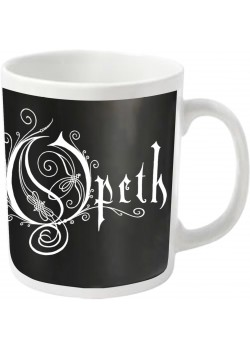 Opeth - Classic Band Logo (Coffee Mug)