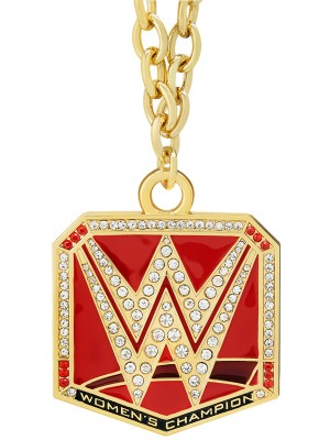 WWE - RAW Women's Championship Belt Title (Pendant)