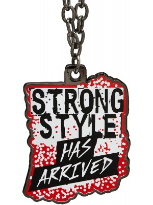 WWE - Shinsuke Nakamura - The King Of Strong Style Has Arrived (Pendant)