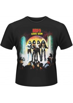 Kiss - Love Gun (T-Shirt)