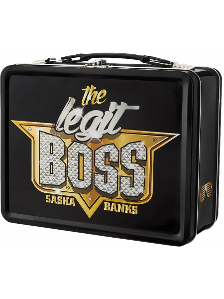 WWE - Sasha Banks - The Legit Boss (Lunch Box)