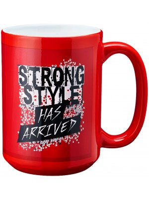 WWE - Shinsuke Nakamura - The King Of Strong Style Has Arrived (Coffee Mug)