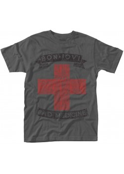 Bon Jovi - Bad Medicine (T-Shirt)