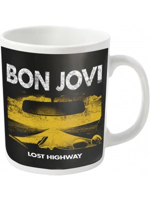 Bon Jovi - Lost Highway (Coffee Mug)