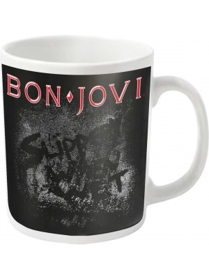Bon Jovi - Slippery When Wet (Coffee Mug)