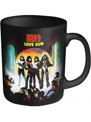 Kiss - Love Gun (Coffee Mug)