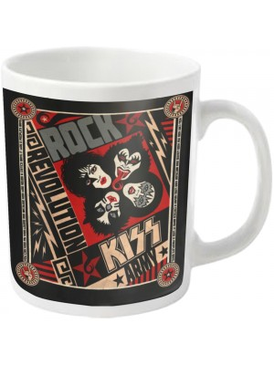 Kiss - Rock And Roll Over Revolution (Coffee Mug)