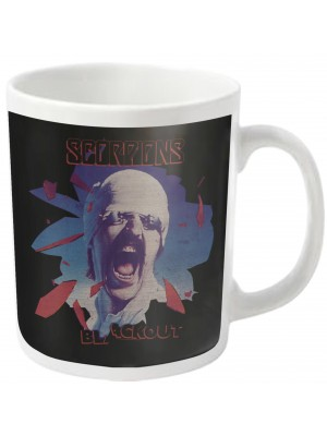 Scorpions - Blackout (Coffee Mug)