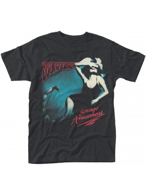 Scorpions - Savage Amusement (T-Shirt)