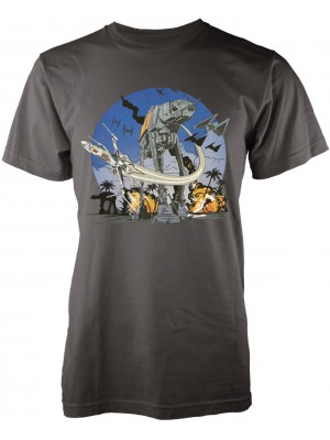 Star Wars - Rogue One - AT-ACT (T-Shirt)
