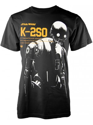 Star Wars - Rogue One - K-2SO (T-Shirt)