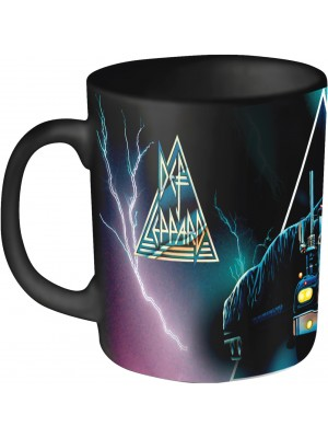 Def Leppard - On Through The Night (Coffee Mug)