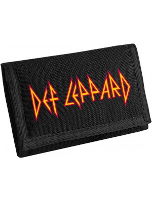 Def Leppard - Classic Band Logo (Wallet)