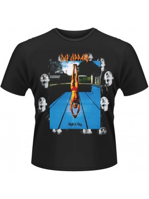 Def Leppard - High And Dry (T-Shirt)