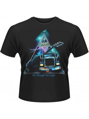 Def Leppard - On Through The Night (T-Shirt)