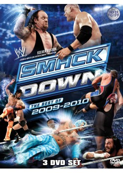 WWE - The Best Of Smackdown 2009 - 2010 (3x DVD)